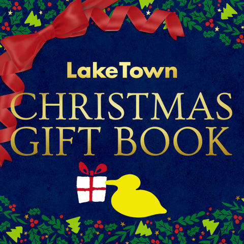LakeTown CHRISTMAS GIFT BOOK